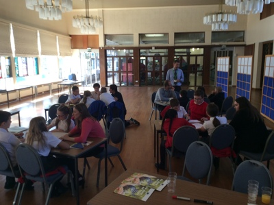 Primary Pupil Climate Change Consultation
